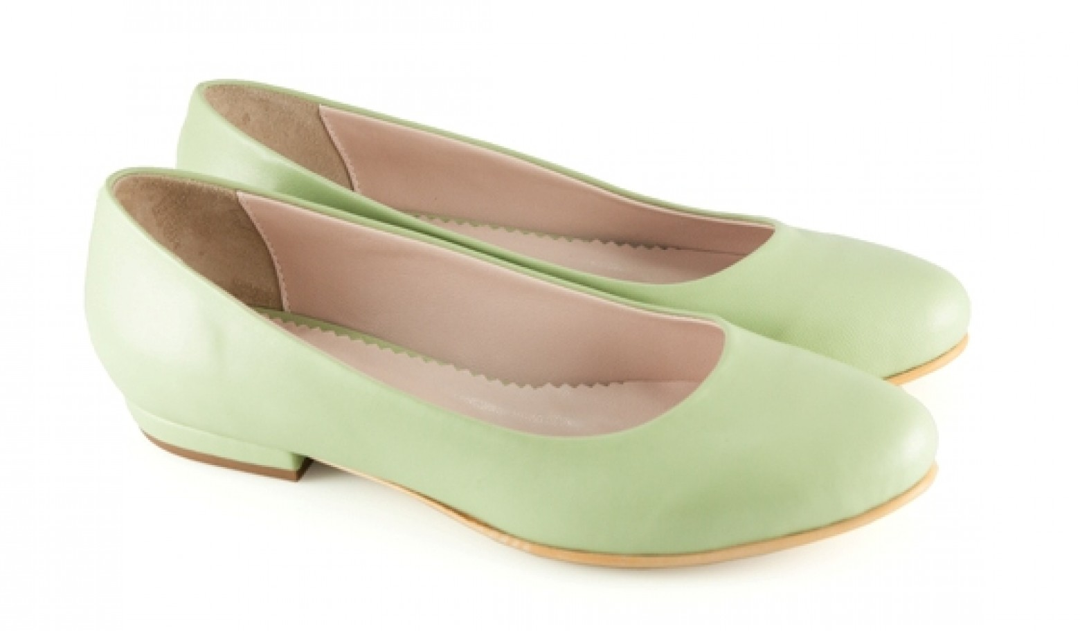 BALERINI LIGHT GREEN